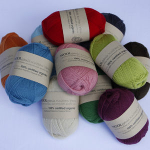 WOOLganic 8 ply Organic Wool Yarns