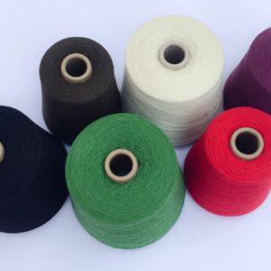 WOOLganic Weaving Yarns